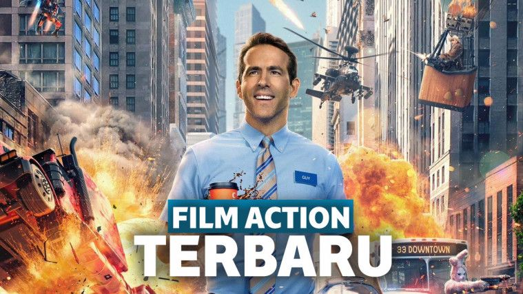 Film Action Terbaik 2020
