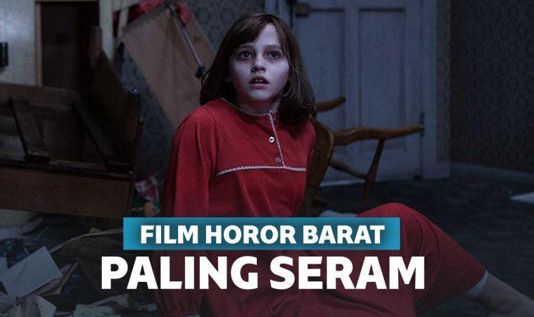 25 Film Horor Barat Terseram dan Terpopuler