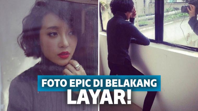 14 Foto Behind The Scene Ini Bakal Bikin Kalian Melongo karena Terlalu Epic! | Keepo.me