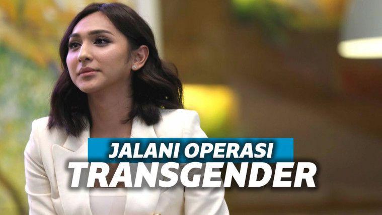 4 Artis Tanah Air Ini Pilih Jadi Transgender