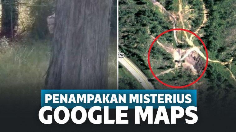 960 Foto Penampakan Hantu Di Google Maps Gratis