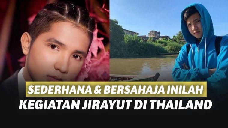 Bikin Baper, Detik-Detik Jirayut Meninggalkan Thailand! | Keepo.me
