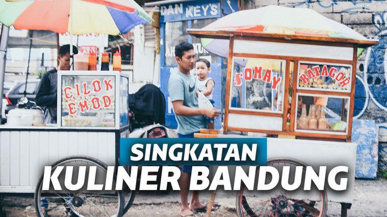 Tak Hanya Lezat, Kuliner Bandung Ini Singkatan dari Istilah Sunda yang Unik | Keepo.me