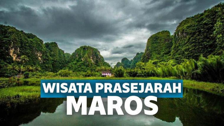 Menengok Gua Prasejarah Di Kawasan Rammang Rammang Maros