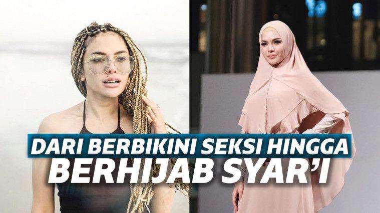 Gonta-ganti Penampilan, Ini Deretan Foto Nikita Mirzani dari Seksi hingga Berhijab | Keepo.me