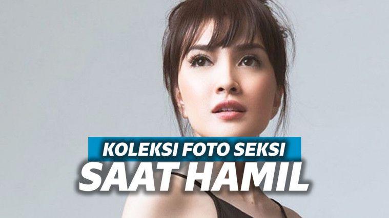 Foto Shandy Aulia Dikecam Netizen Lantaran Terlalu Seksi
