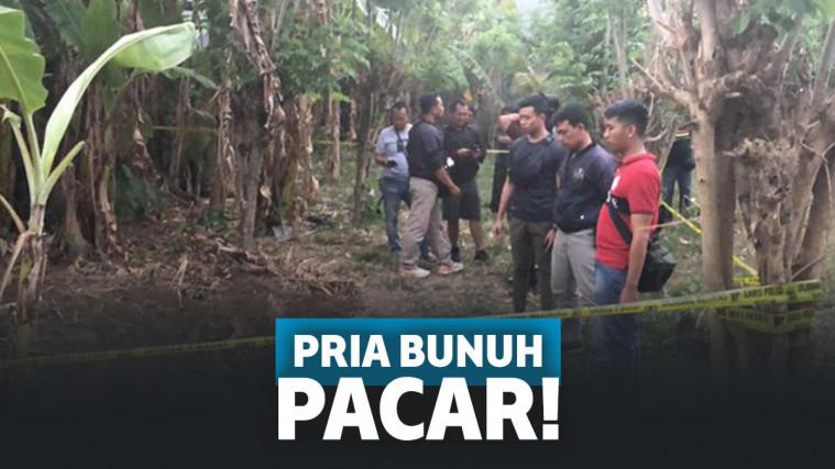 Pria di Bali Bunuh Pacar Lalu Bunuh Diri, Surat Wasiat Jadi Petunjuk Lokasi Jasad Korban | Keepo.me