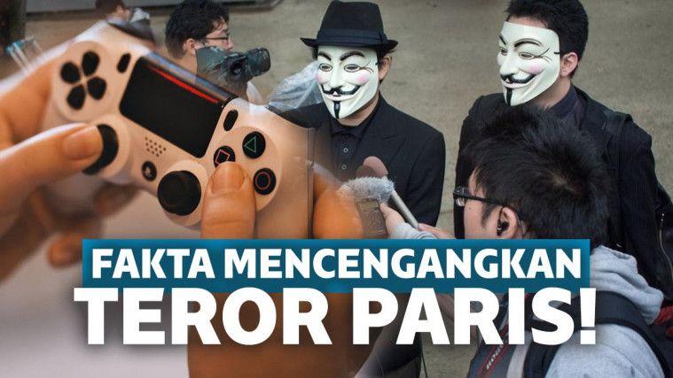 Serangan di Paris Dikomando Lewat PS4? Inilah 10 Fakta Mencengangkan di Balik Teror Serangan di Paris | Keepo.me