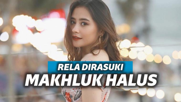Demi Film, Prilly Latuconsina Rela Dirasuki Makhluk Gaib | Keepo.me