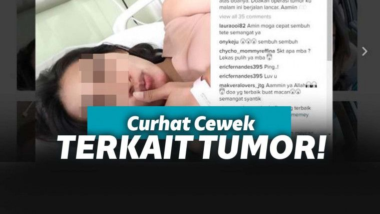 Diduga Gara-gara Mie Instan, Gadis ini Kena Tumor Payudara, Dokter Akhirnya Angka Biacara! | Keepo.me