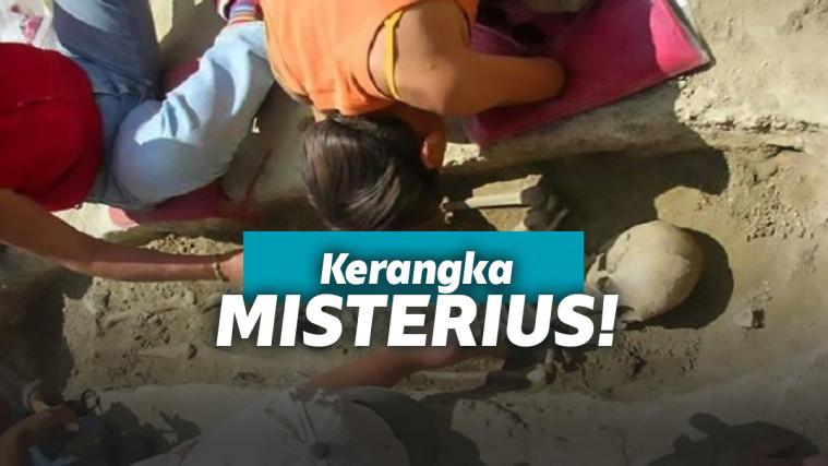 Kerangka Mumi Misterius Ditemukan di Tengah Jalan, Petinya Dikelilingi Paku! | Keepo.me