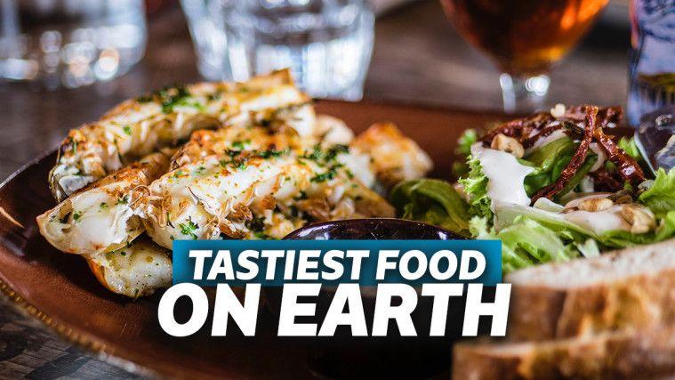 makanan terenak di dunia