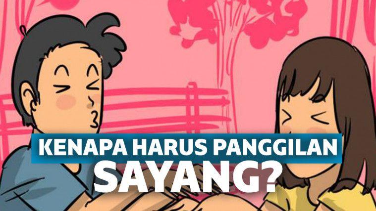 Dari 'Mama-Papa' sampai 'Mumu-Bubu', Panggilan Sayang Ternyata Bikin Pacaran Langgeng! | Keepo.me