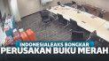 Heboh Rekaman CCTV Penyidik KPK Rusak Bukti Buku Merah