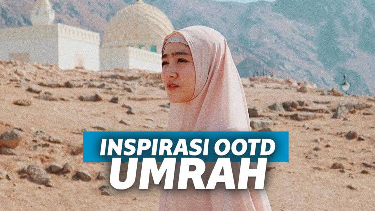 Ootd Selebriti Hijabers Yang Stylish Dan Syar I Saat Umrah