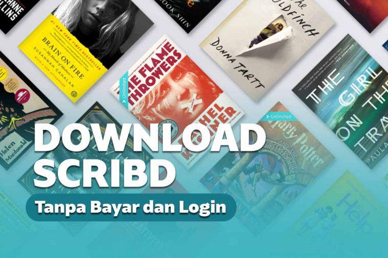 Cara Download File Scribd Free Tanpa Login Terbaru 2021