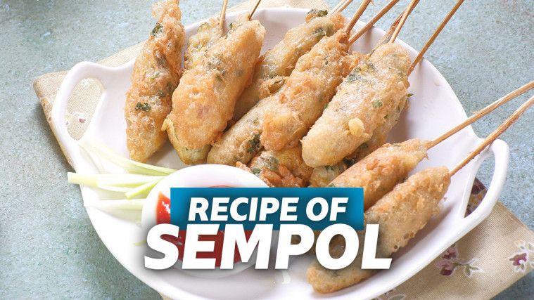 Resep Sempol Ayam Rumahan dengan Jaminan Rasa yang Juara | Keepo.me