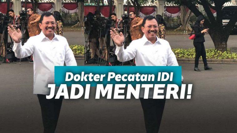 Temukan Metode Cuci Otak, dokter Pecatan IDI ini Akhirnya Jadi Menteri Jokowi! | Keepo.me