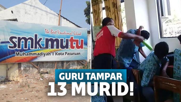 Heboh Guru Tampar 13 Murid di Pasuruan, Begini Penjelasan Pihak Sekolah! | Keepo.me
