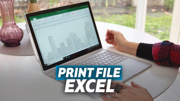 Cara Print Excel dari Laptop dan PC Anti Ribet, Kelar Secepat Kilat! | Keepo.me
