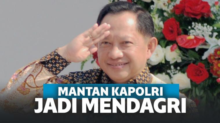 Santer Dikaitkan Buku Merah Lalu Dicopot Dari Kapolri, Tito Karnavian Jadi Mendagri | Keepo.me