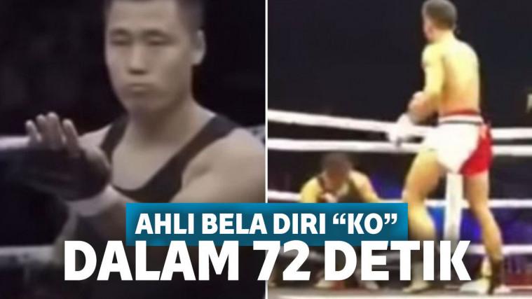 Tantang Petarung MMA, Ahli Bela Diri Ini Tumbang dalam 72 Detik! | Keepo.me