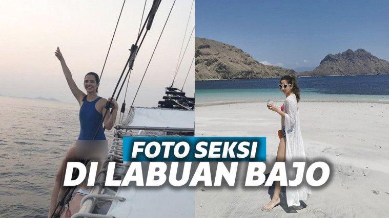 Nikmati Liburan di Labuan Bajo, Ini Foto-foto Seksi Nia Ramadhani Kenakan Bikini | Keepo.me