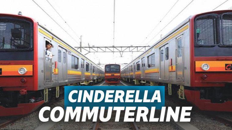 Wanita Ini Kehilangan Sebelah Sepatunya di KRL, Kisahnya Mirip Cinderella! | Keepo.me