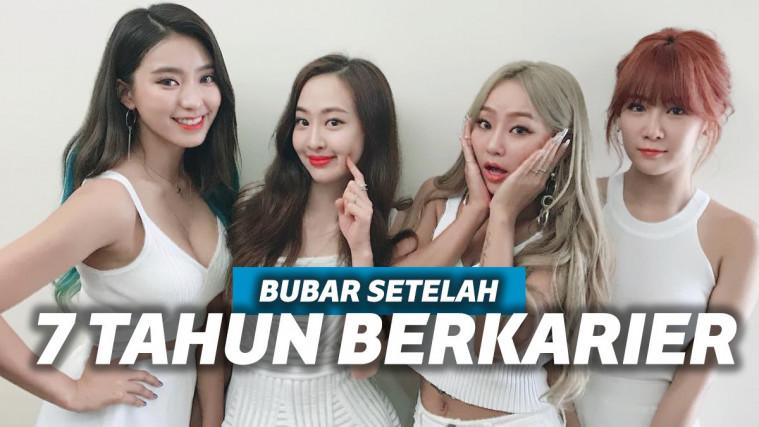 5 Girlgroup Ini Bubar Setelah 7 Tahun Berkarier. Kutukan? | Keepo.me