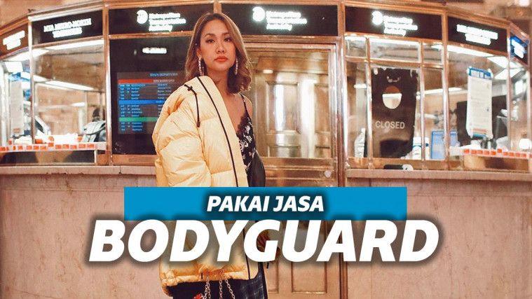 Tak Banyak yang Tahu, 6 Artis Tanah Air Ini Ternyata Pakai Jasa Bodyguard | Keepo.me