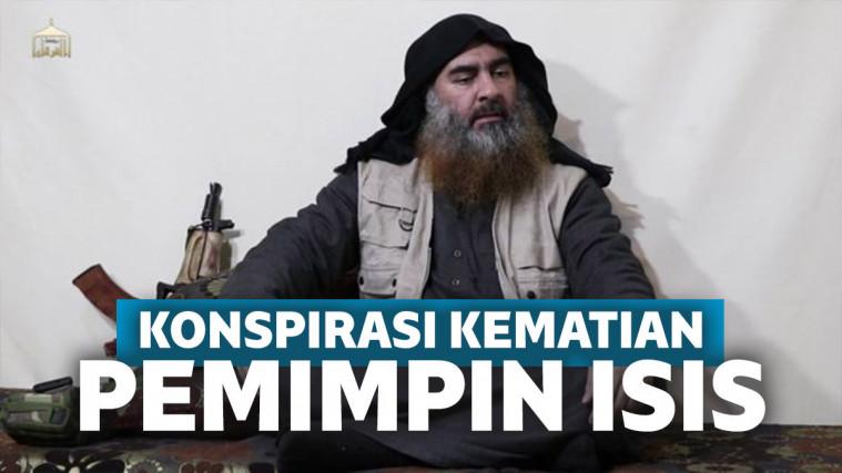 Ragam Teori Konspirasi Seputar Kematian Pemimpin ISIS | Keepo.me