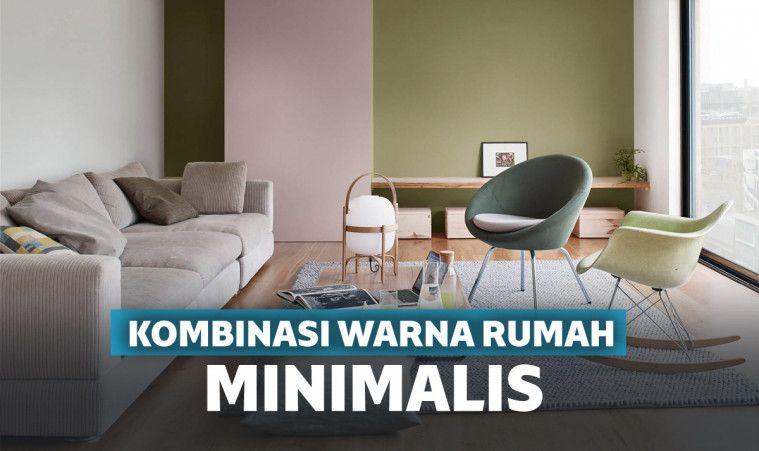 Warna Cat Rumah Netral  kombinasi warna cat rumah minimalis yang bagus