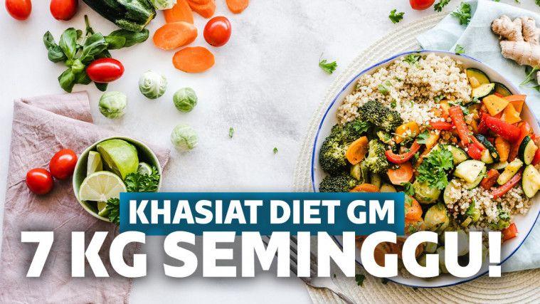 Turun 7 Kg Dalam Seminggu Diet Gm Yuk