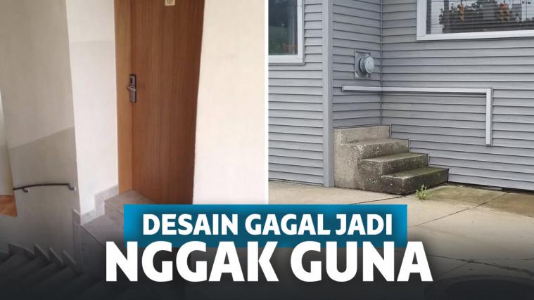 Dikerjakan Setengah Hati, 13 Desain Produk Gagal Ini Fungsinya Jadi Nanggung Banget! | Keepo.me