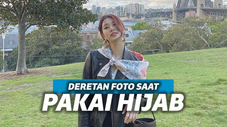 Deretan Momen Cantik Bae Suzy Saat Memakai Hijab, Netizen: Semoga Istiqomah Ukhti | Keepo.me