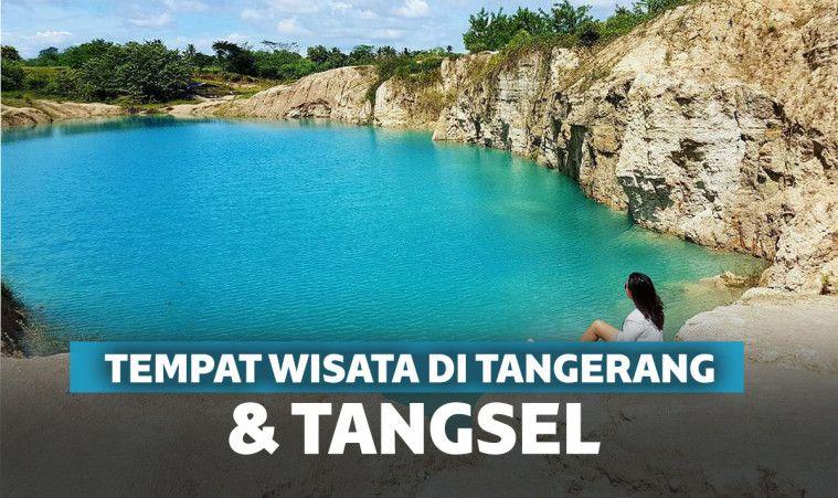 Dekat Jakarta! Tempat Wisata di Daerah  Kota Tangerang dan Tangerang Selatan | Keepo.me