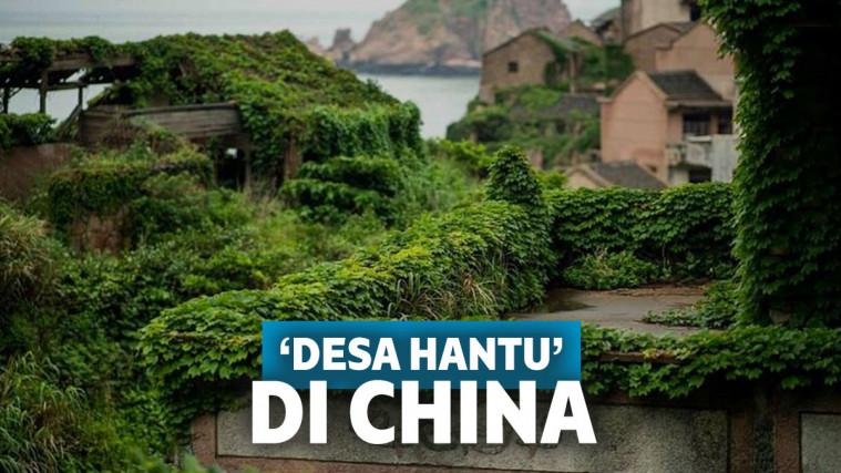 7 Potret 'Desa Hantu' di China yang Menjadi Destinasi Wisata Unik | Keepo.me
