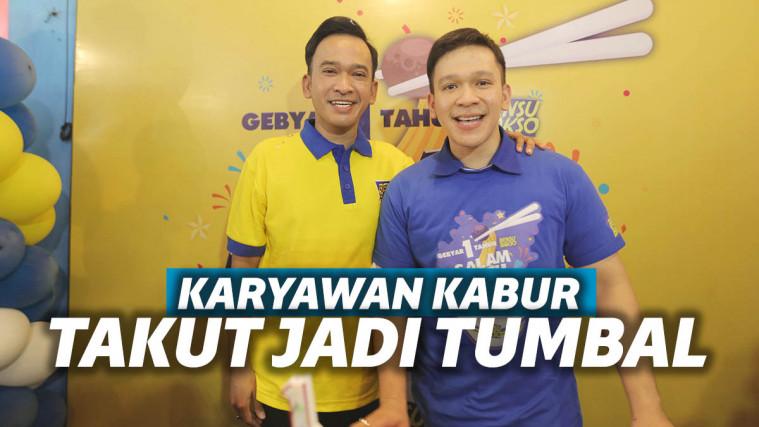 Termakan Isu Akan Jadi Tumbal Bisnis Kuliner, 8 Karyawan Ruben Onsu Mengundurkan Diri | Keepo.me