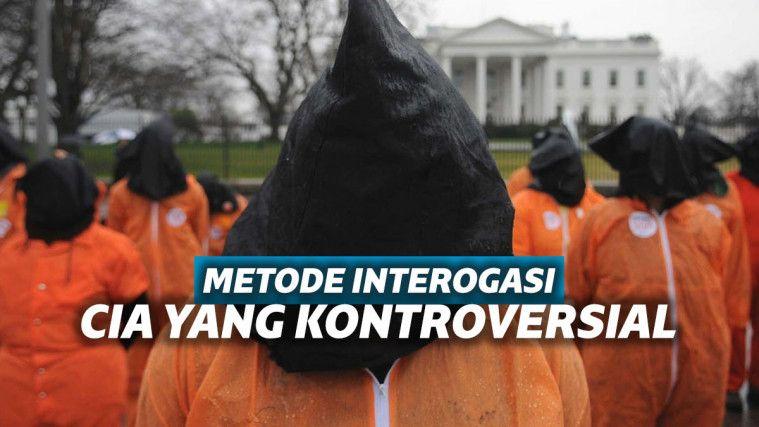 Sejarah Kelam Interogasi Sadis CIA Sejak Robohnya WTC | Keepo.me