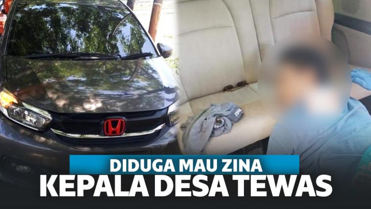 Diduga Mau Berzina dengan Tetangga, Kepala Desa Tewas di Jok Mobil. Kondisinya Mengenaskan! | Keepo.me