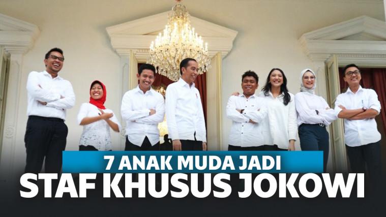 Calon Menteri Masa Depan, Ini Lho Deretan Anak Muda Yang Jadi Staf Khusus Jokowi! | Keepo.me