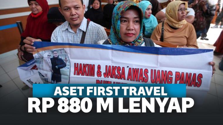 Aset First Travel Lenyap Rp 880 Miliar, Mahkamah Agung: Kami Tidak Tahu