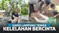 Gadis Lampung Tewas Kelelahan Bercinta, Jasadnya Dibuang Pacar di Stadion Kalianda