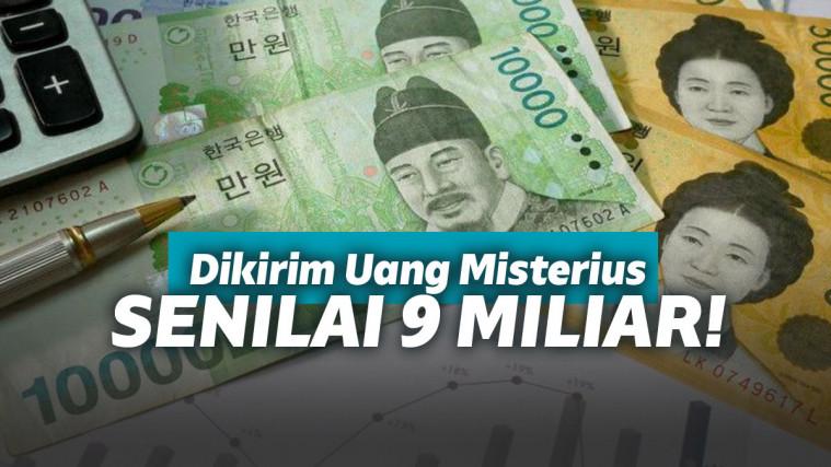 Berani Pinjami Orang Asing Uang, Cowok ini Kaget Dapat Uang Terima Kasih Sebesar 9.5 Miliar! | Keepo.me