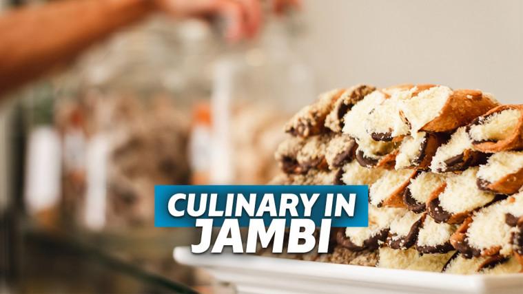 Rekomendasi Makanan Khas Jambi yang Kelezatannya Tersohor Sejak Lama | Keepo.me