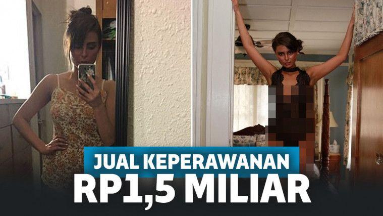 Hanya Ingin Hidup Mewah, Wanita 19 Tahun Ini Rela Jual Keperawanan Rp1,5 Miliar | Keepo.me
