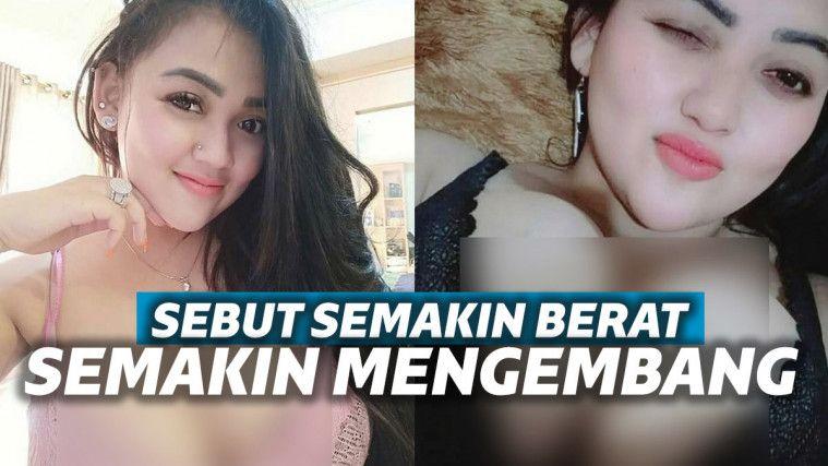 Unggah Tiga Foto Pamer Belahan, Clara Duo Semangka Sebut Semakin Mengembang Semain Berat | Keepo.me