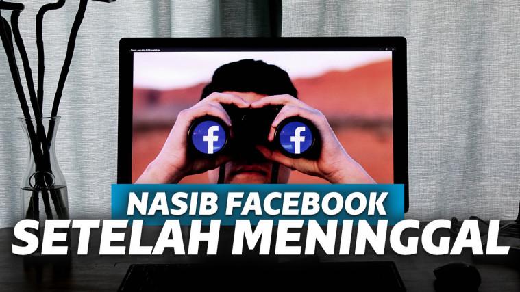 Apa yang Terjadi dengan Akun Facebook Setelah Kamu Mati? | Keepo.me