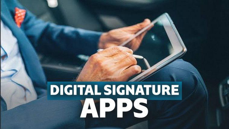 Aplikasi Tanda Tangan Digital yang Canggih Sekaligus Efisien | Keepo.me