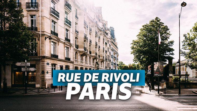 Jalanan Rue de Rivoli yang Wajib Dieksplorasi Saat Traveling ke Paris | Keepo.me